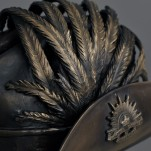 Amanda Feher Sculpture Bronze Sculpture Light Horsemans hat Pic2