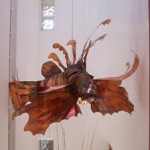 amanda_feher_sculpture_other_sculpture_copper_Lion_Fish
