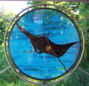 amanda_feher_sculpture_other_sculpture_glass_manta_ray