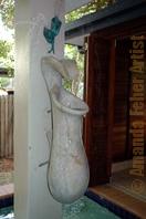 amanda_feher_sculpture_other_sculpture_marble_pitcher_plant_1