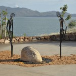 amanda_feher_sculpture_public_art_painted_steel_gabul_ceremonies_2
