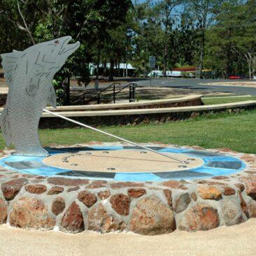 Barramundi Sundial
