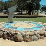 amanda_feher_sculpture_public_art_barramundi_sundial_multi_media_tableland_regional_council_tinaroo_foreshore1
