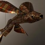 amanda_feher_sculpture_public_art_copper_and_stainless_steel_Flight_School_Flying_Fish_Strand Ephemera_Fish7