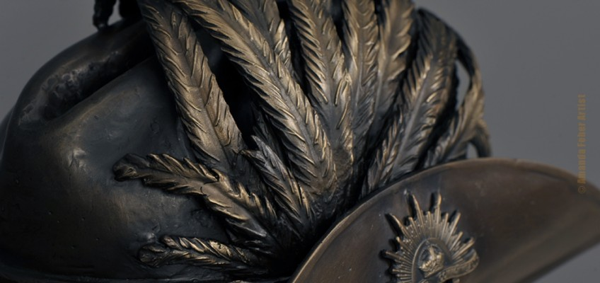Detail of the Hat and Feathers 3